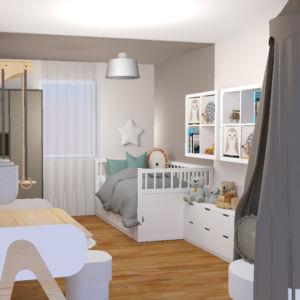 Kinderzimmer optimal gestalten